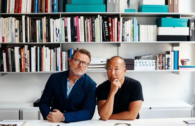 Derek Lam and Jan Hendrik-Schlottmann