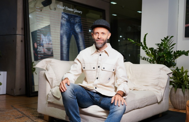 Stefano Rosso, CEO of Diesel USA.