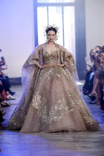 Elie Saab Couture Fall 2019