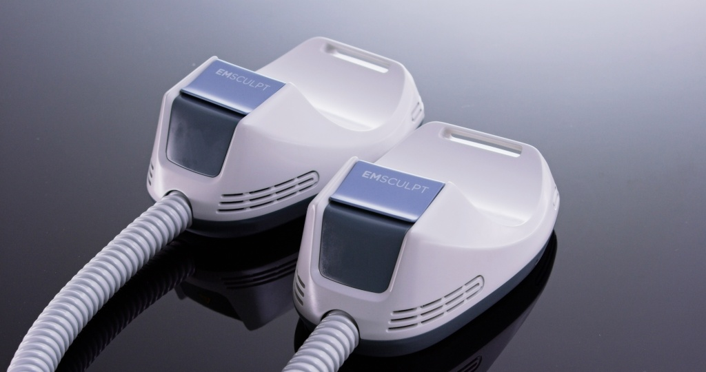 A look at EmSculpt's new applicators, which hit the market this month after receiving FDA clearance.