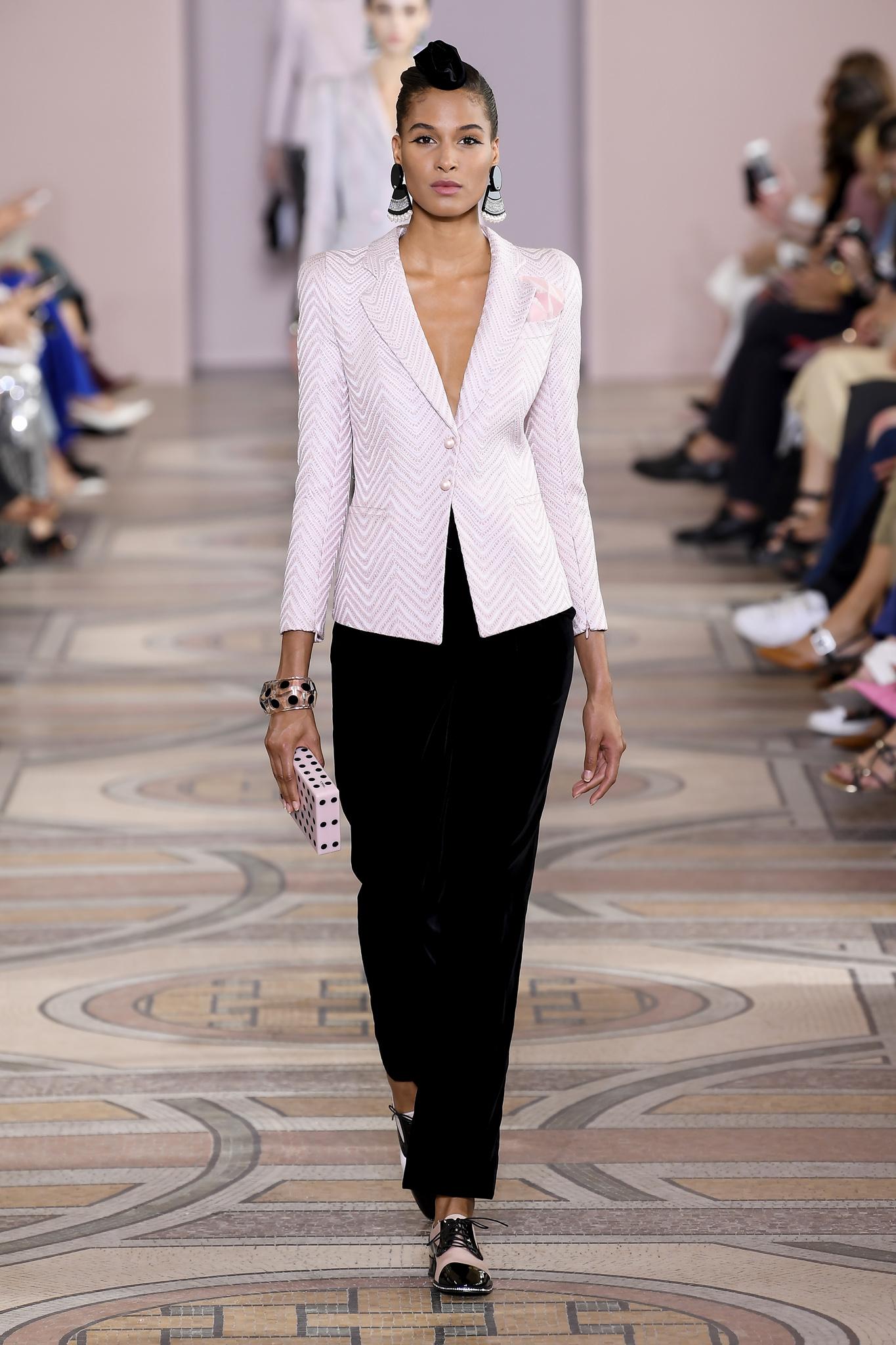Giorgio Armani Prive Couture Fall 2019