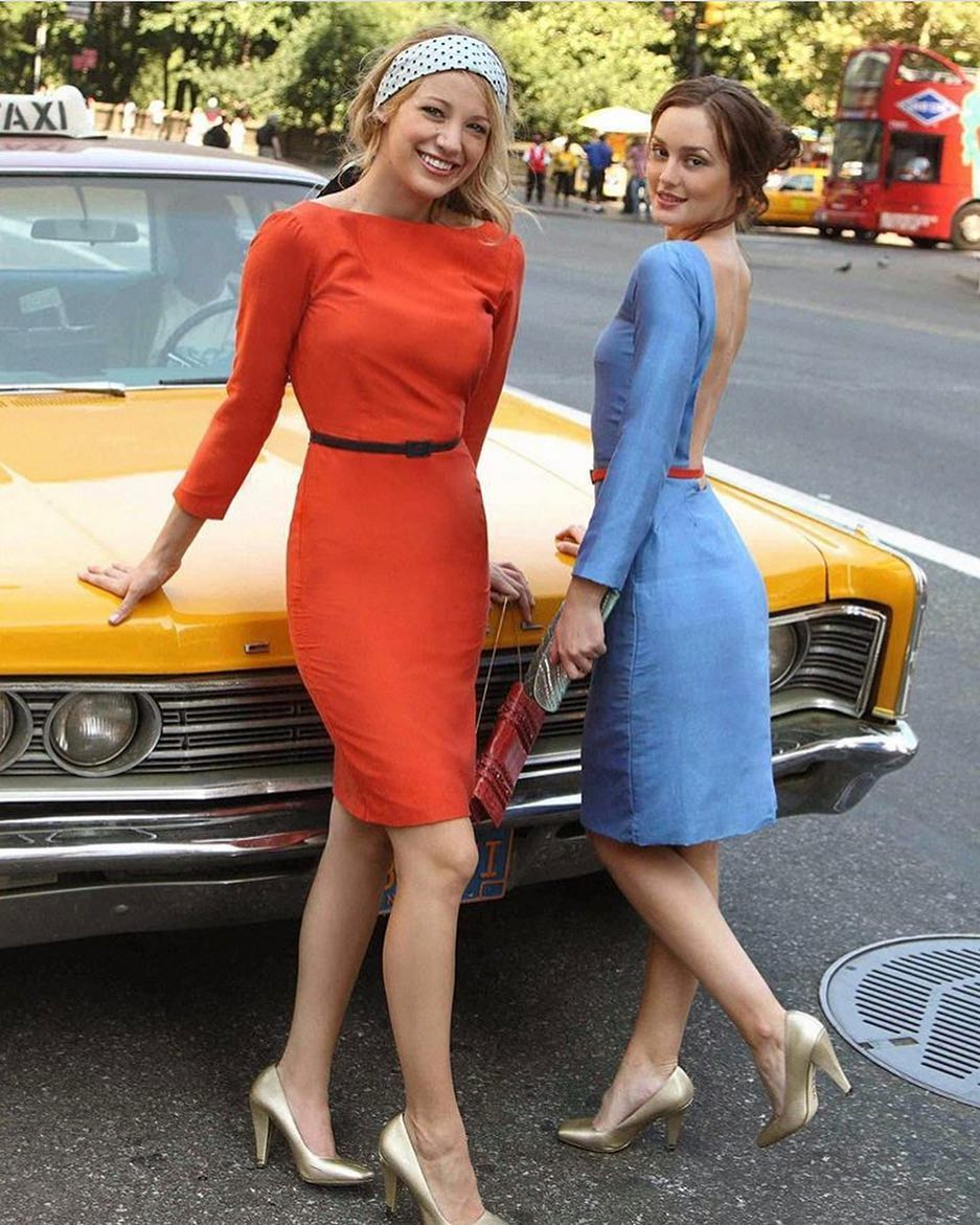 Gossip Girl Reboot A Look Back At The Show S Iconic Fashion Moments Wwd