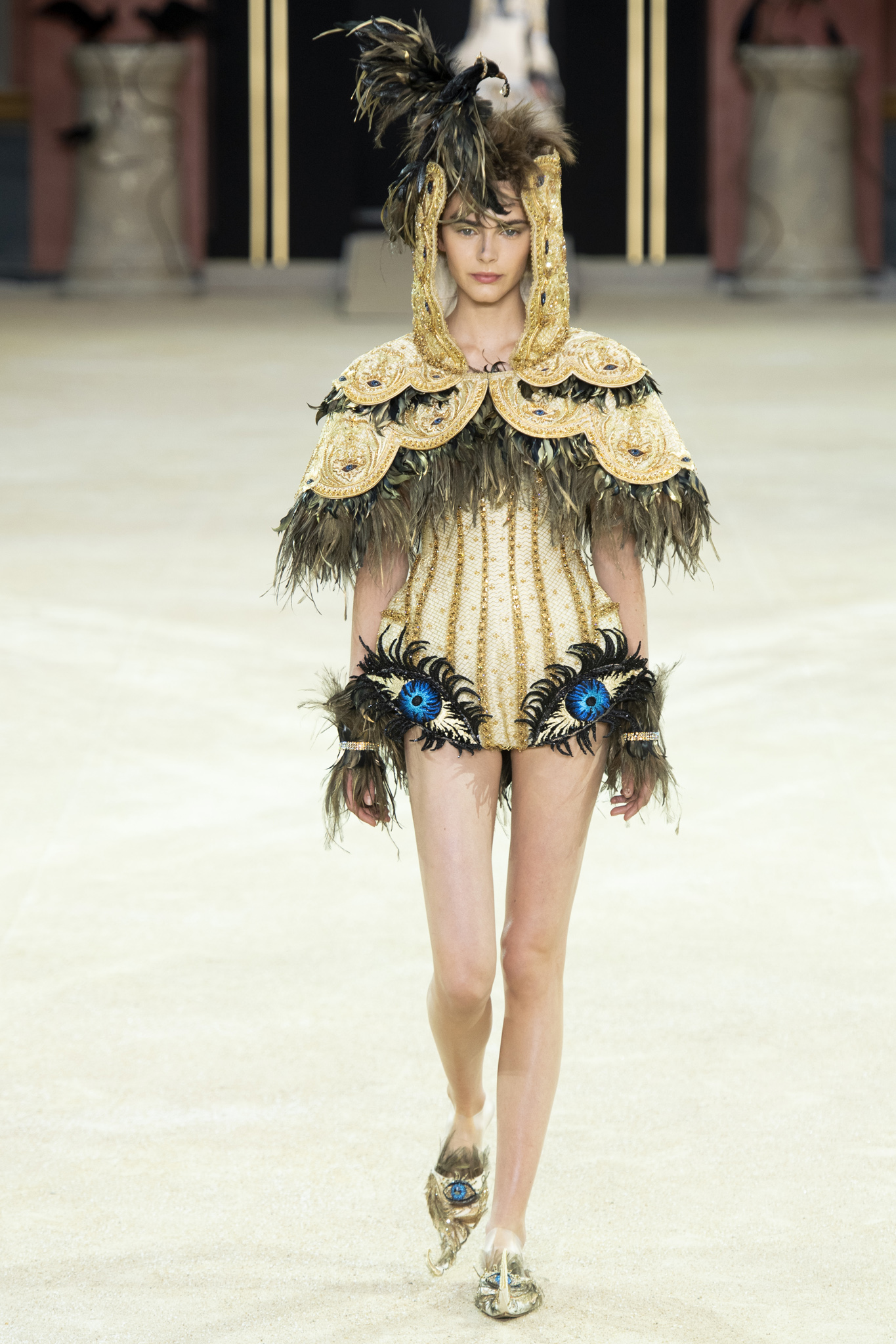Guo Pei Couture Fall 2019