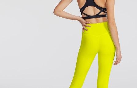 Jessica Simpson's activewear line.