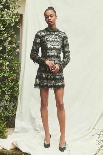 Dress by Julie de Libran Couture Fall 2019