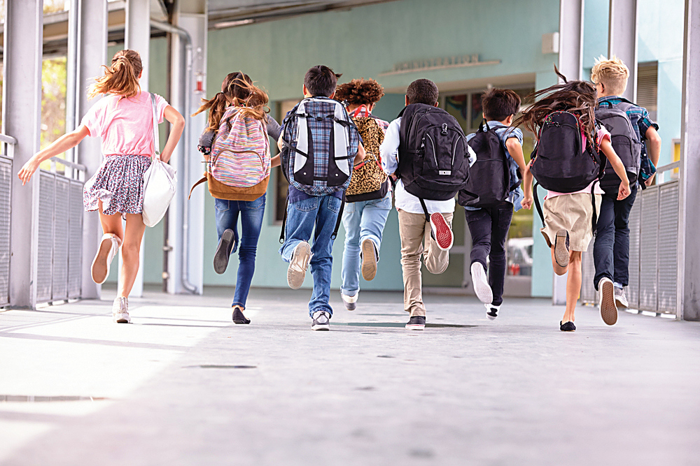 Record back-to-school spending is expected from K-12 and college students' families.