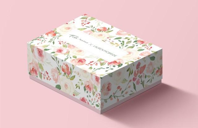QVC's TILI  box