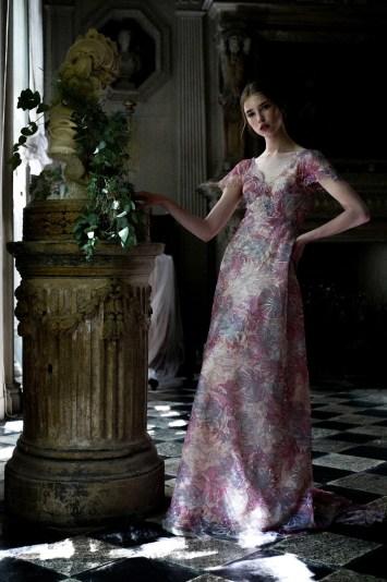 Luisa Beccaria Couture fall 2019