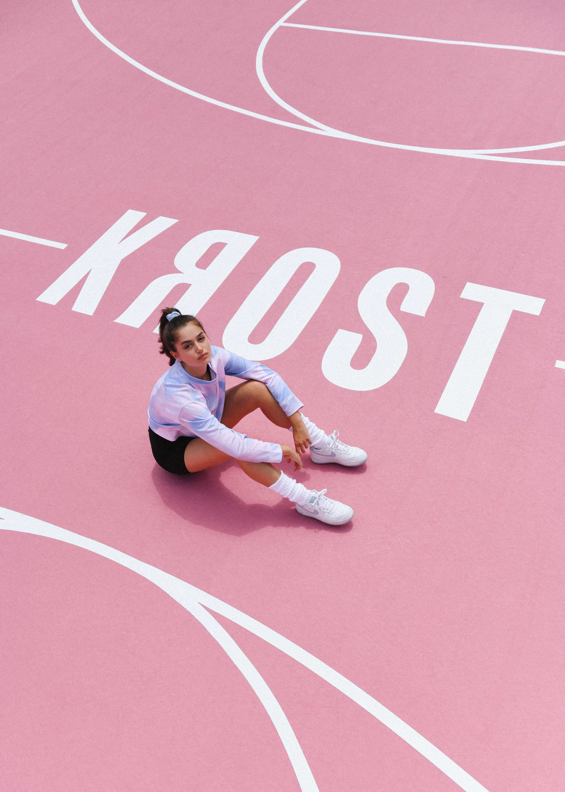 Krost's sustainable women's summer capsule.