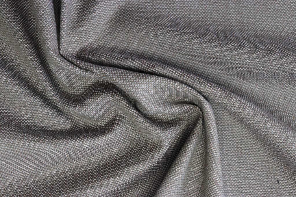 A fabric from Marzotto's Organic Project's fall 2020 collection.