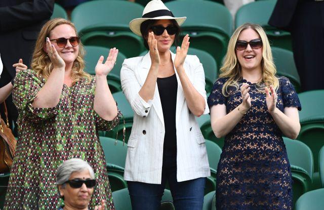 Celebrities, royal family at Wimbledon 2019