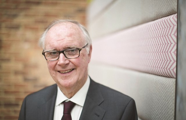 Arthur Ryan, founder, former ceo and chairman of Primark.