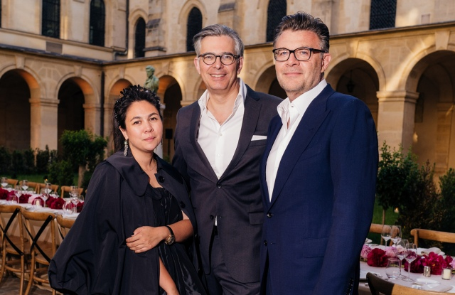 Simone Rocha, Michael Kliger, Roberto Eggs