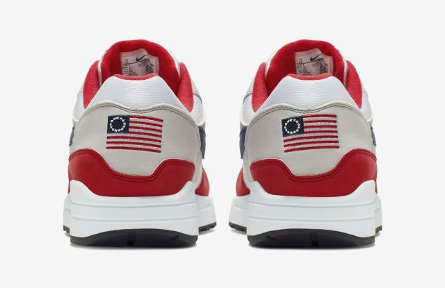 Nike Pulls Betsy Ross Sneaker After Colin Kaepernick Complaint