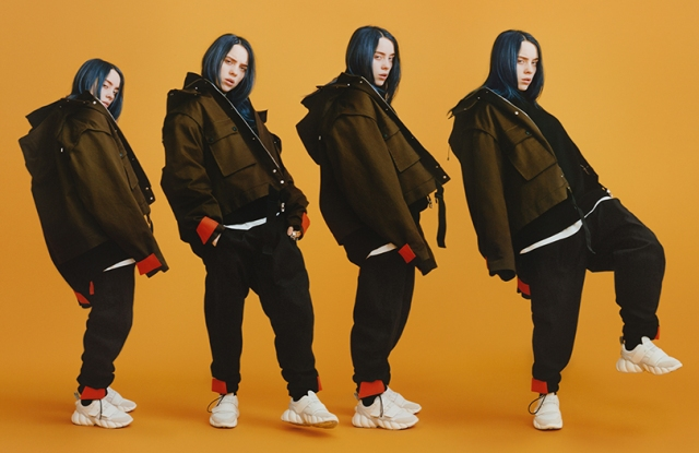 Billie Eilish fronts the MCM fall 2019 campaign