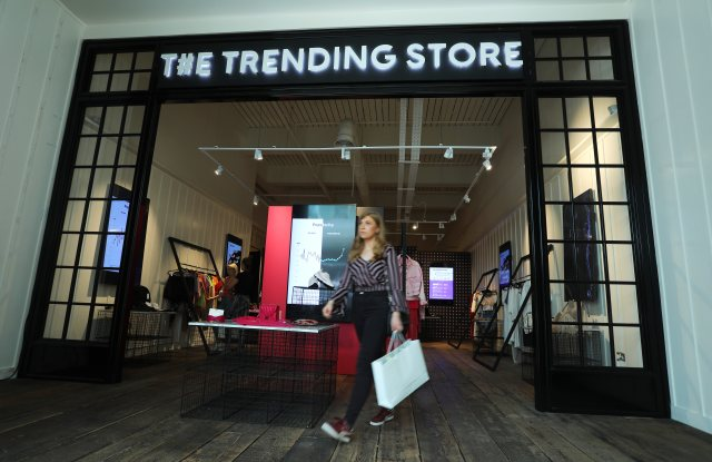 Westfield London launches The Trending Store