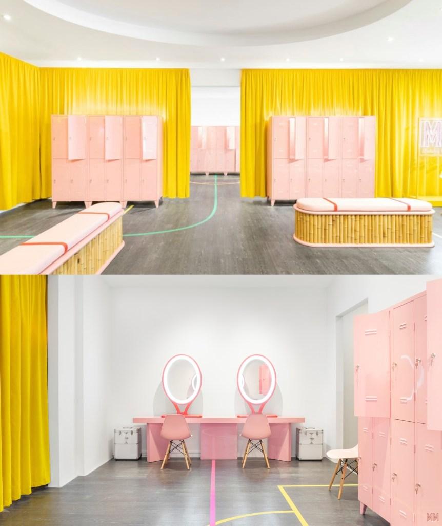 The MM Beauty Club in Porto Cervo, Italy.