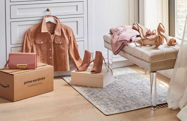 Amazon launches Personal Shopper by Prime Wardrobe, an online stylist service.