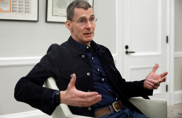 Levi Strauss ceo Chip Bergh.