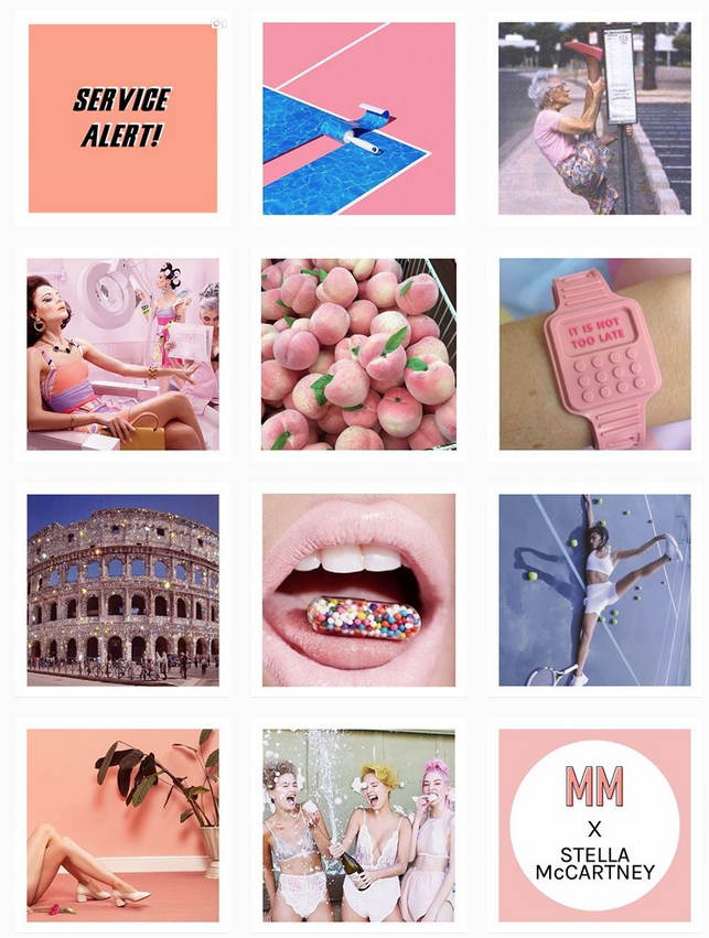 Madame Miranda's Instagram account.