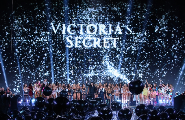 The Victoria's Secret Fashion Show remains a high-profile spectacle.