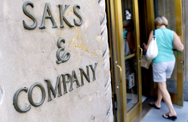 Richard Baker is part of a group of shareholders trying to take Saks parent Hudson's Bay Co. private.