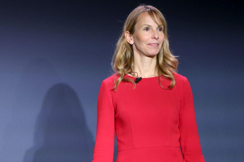 Heidi ZakWWD Apparel and Retail CEO Summit, New York, USA - 30 Oct 2018