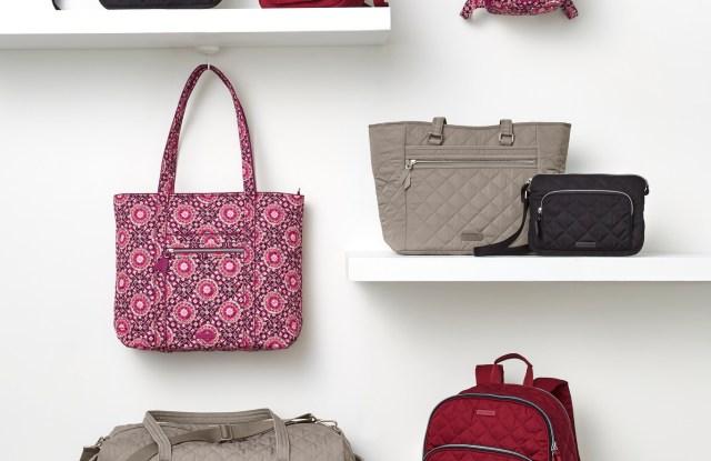 Vera Bradley bags.
