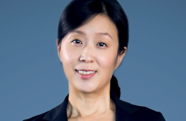 Yating Wu, ceo of YNAP, Alibaba China joint venture Fengmao