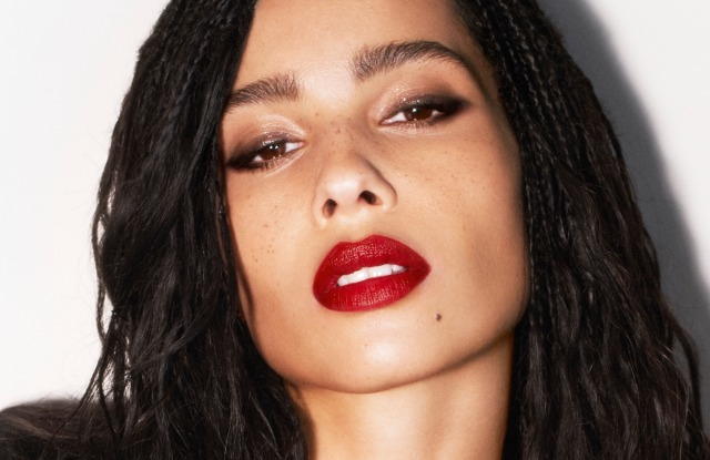 YSL Beauty muse Zoe Kravitz teams up with the beauty brand for a lipstick collection.