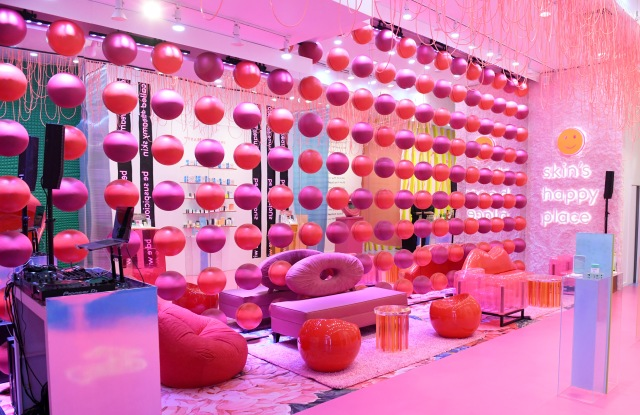 NEW YORK, NEW YORK - JUNE 10: The overall general view of atmosphere at the Drunk Elephant House Of Drunk pop-up on June 10, 2019 in New York City. (Photo by Craig Barritt/Getty Images  for Drunk Elephant)