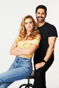 Emily Parr and Majeed Hemmat