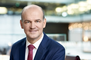 Hugo Boss CFO Yves Müller