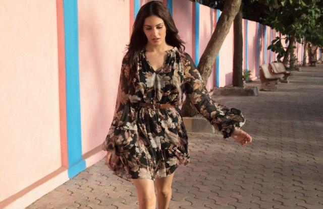 Amyra Dastur for H&M.