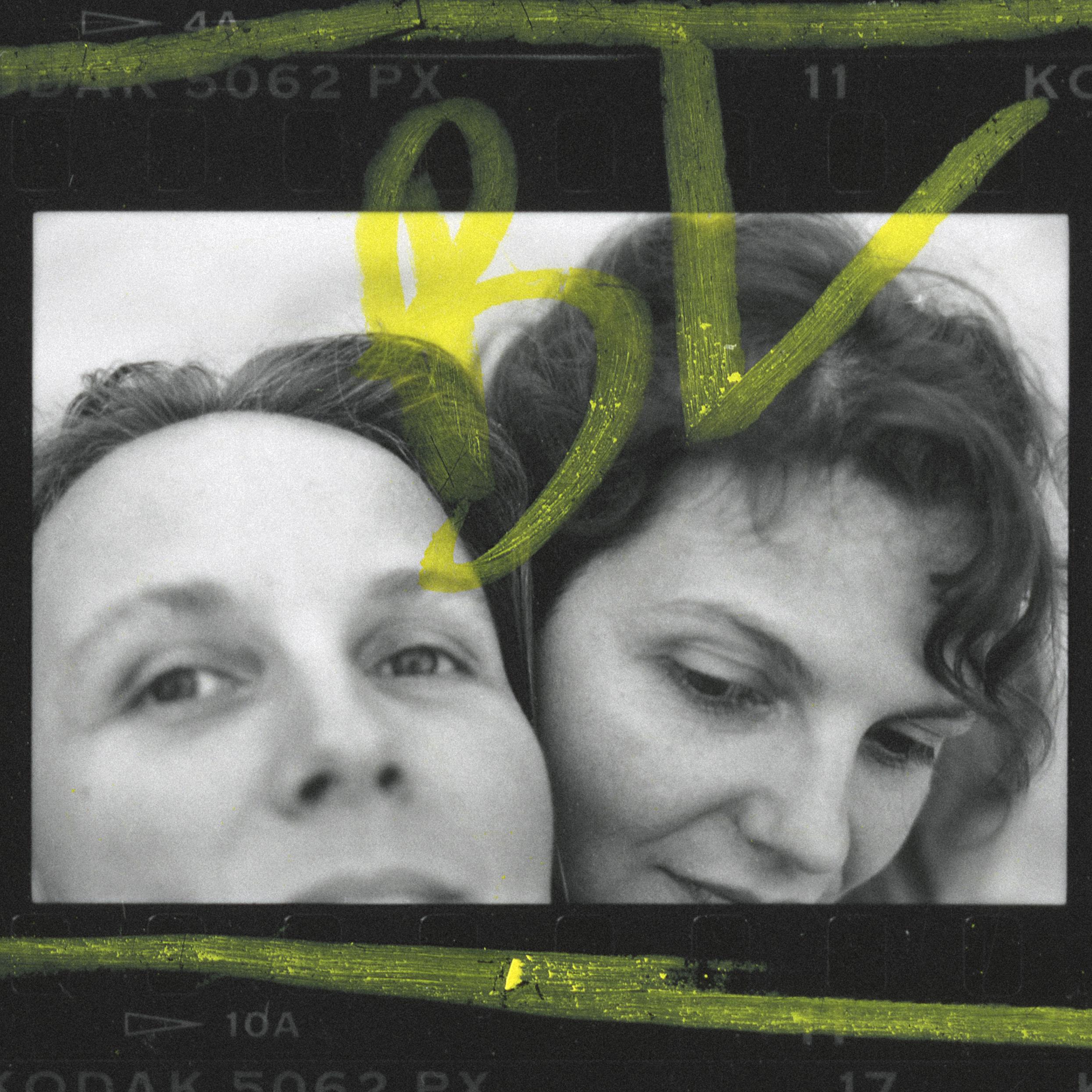 Brigitte and Marian Lacombe.