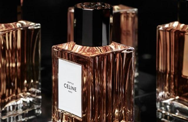 Celine's new perfume