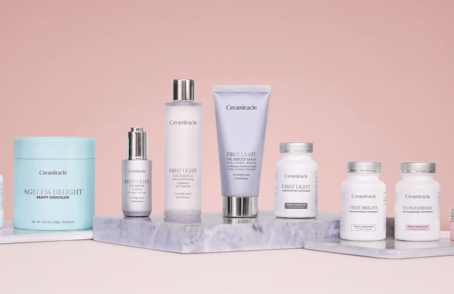 Ceramiracle's product line.