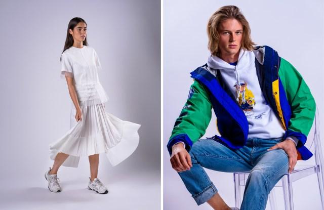 WWD MAGIC: Amy Lynn London and Project Men's: Polo Ralph Lauren