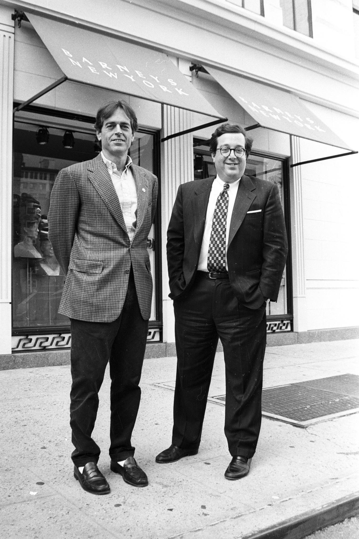 Gene and Robert Pressman