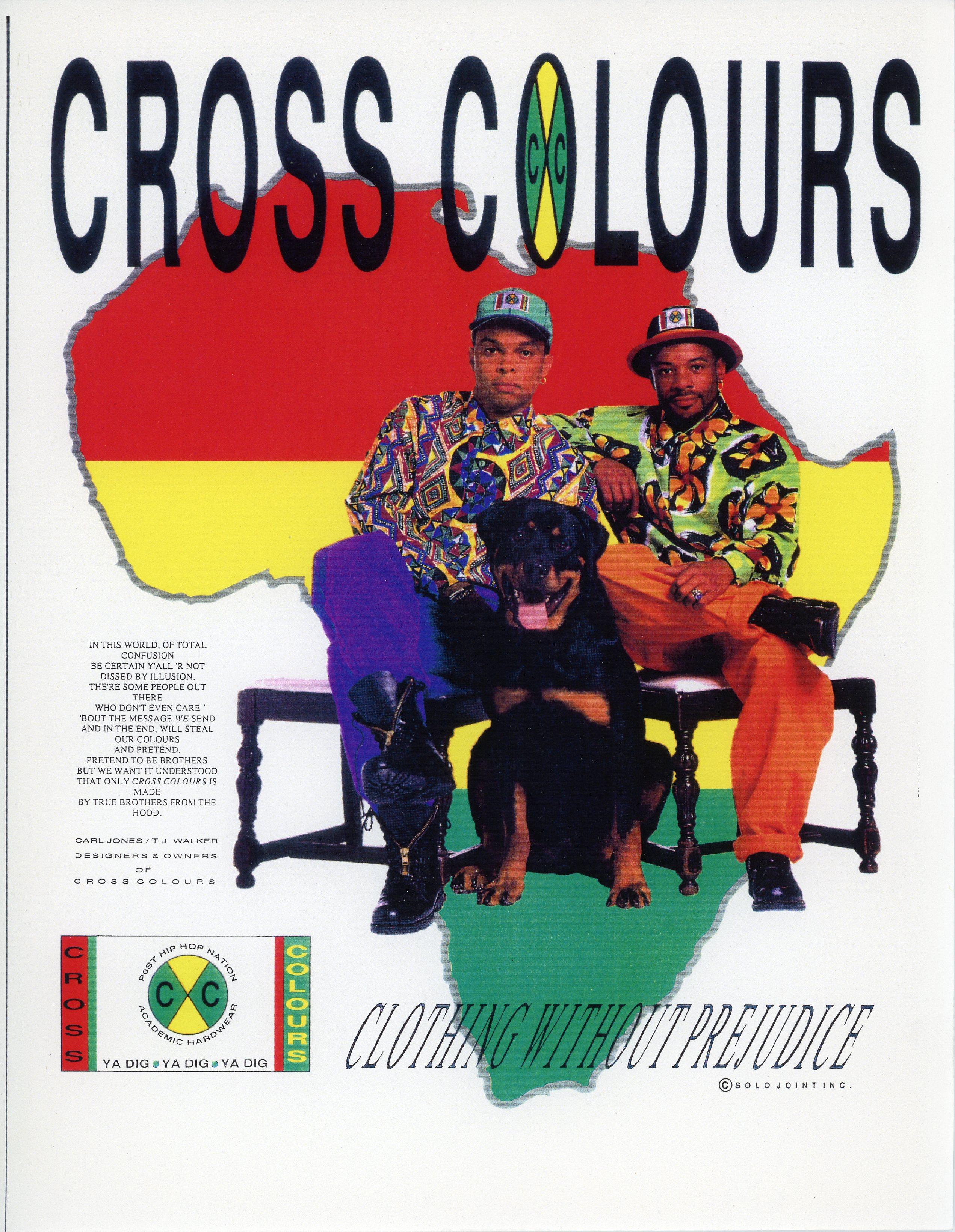 Cross Colours archive