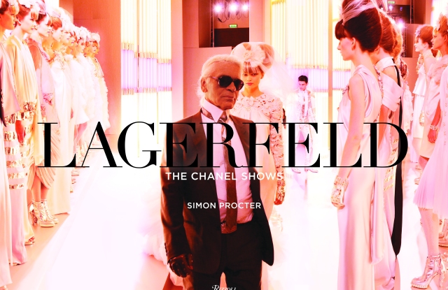 Karl Lagerfeld Chanel Runway Shows Celebrated in Rizzoli Book