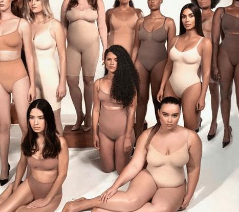 Kim Kardashian Shapewear SKIMS
