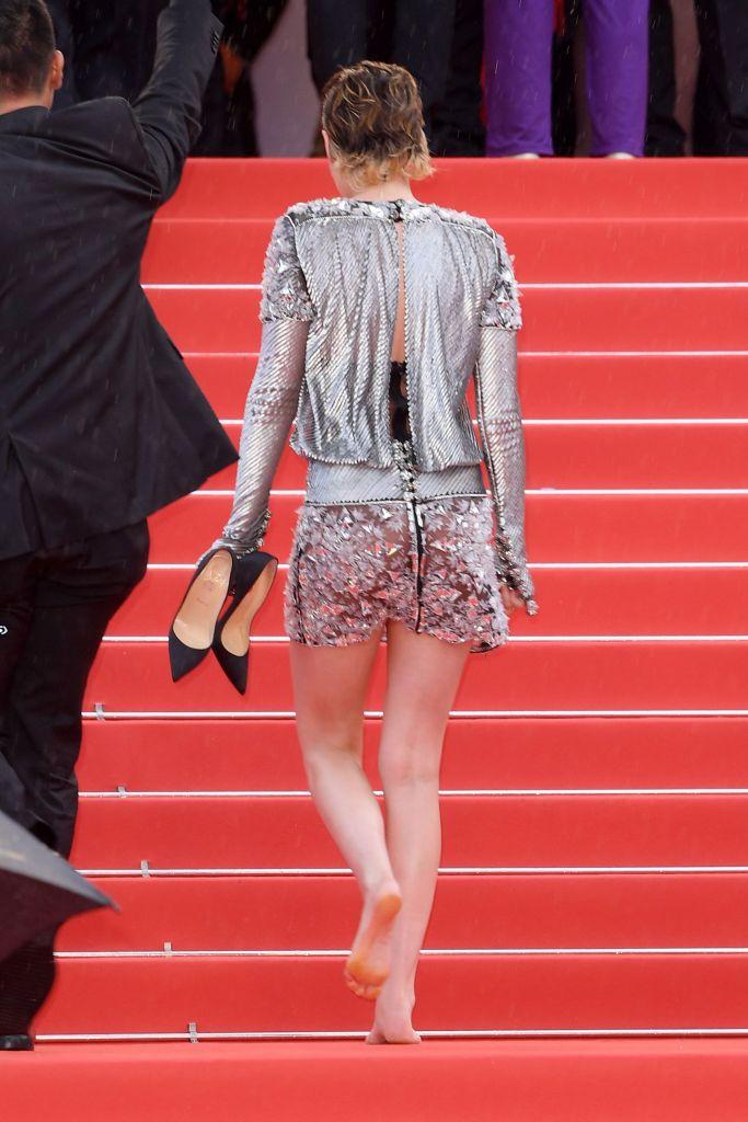 Kristen Stewart'BlacKkKlansman' premiere, 71st Cannes Film Festival, France - 14 May 2018WEARING CHANEL