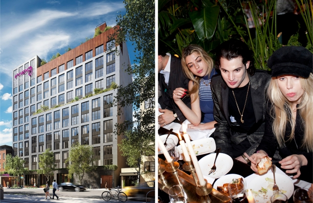 The Moxy East Village and Paradise Club at The Edition Times Square