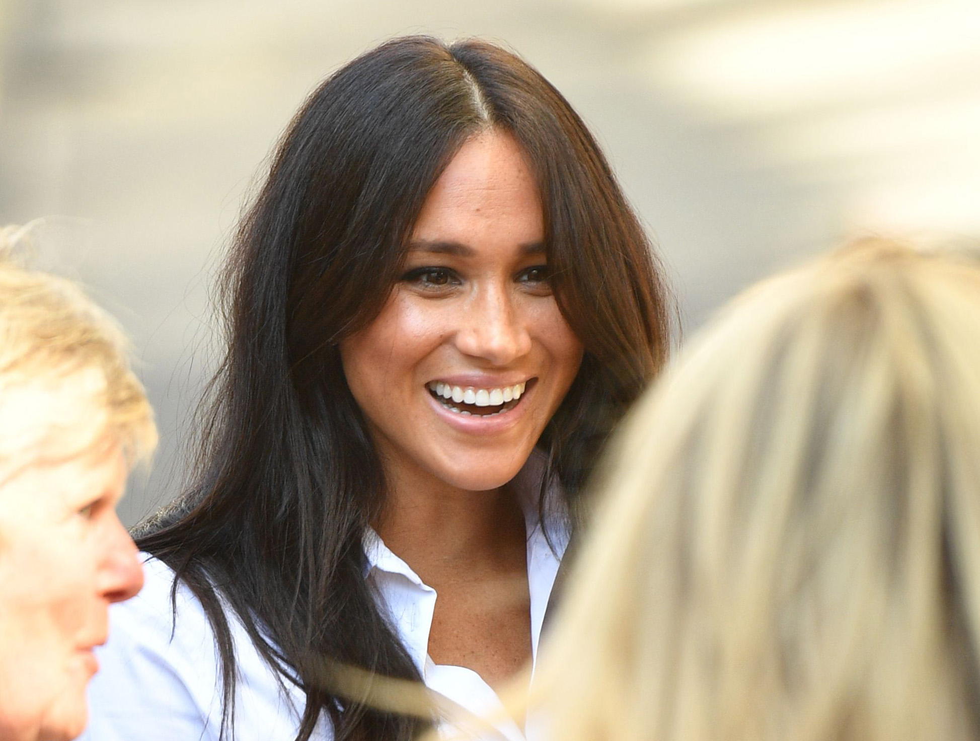 Meghan Duchess of SussexSmart Works capsule collection launch, London, UK - 12 Sep 2019Created in September 2013 Smart Works exists to help unemployed women regain the confidence they need to succeed at job interviews, return to employment and transform their lives. Half of Smart Works' clients are from an ethnic minority, long-term unemployed and have been unsuccessful with a large number of job applications. Thanks to the charity's support, 64% go on to get a job following their visit to Smart Works. As well as providing complete outfits of high quality clothes for job interviews, beneficiaries also have access to one-to-one interview training and the opportunity to join Smart Works Network, meeting every month to further their professional and personal development.