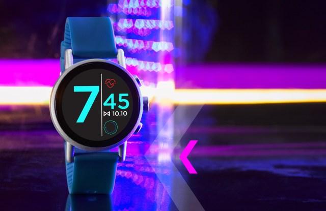 Misfit's new Vapor X smartwatch