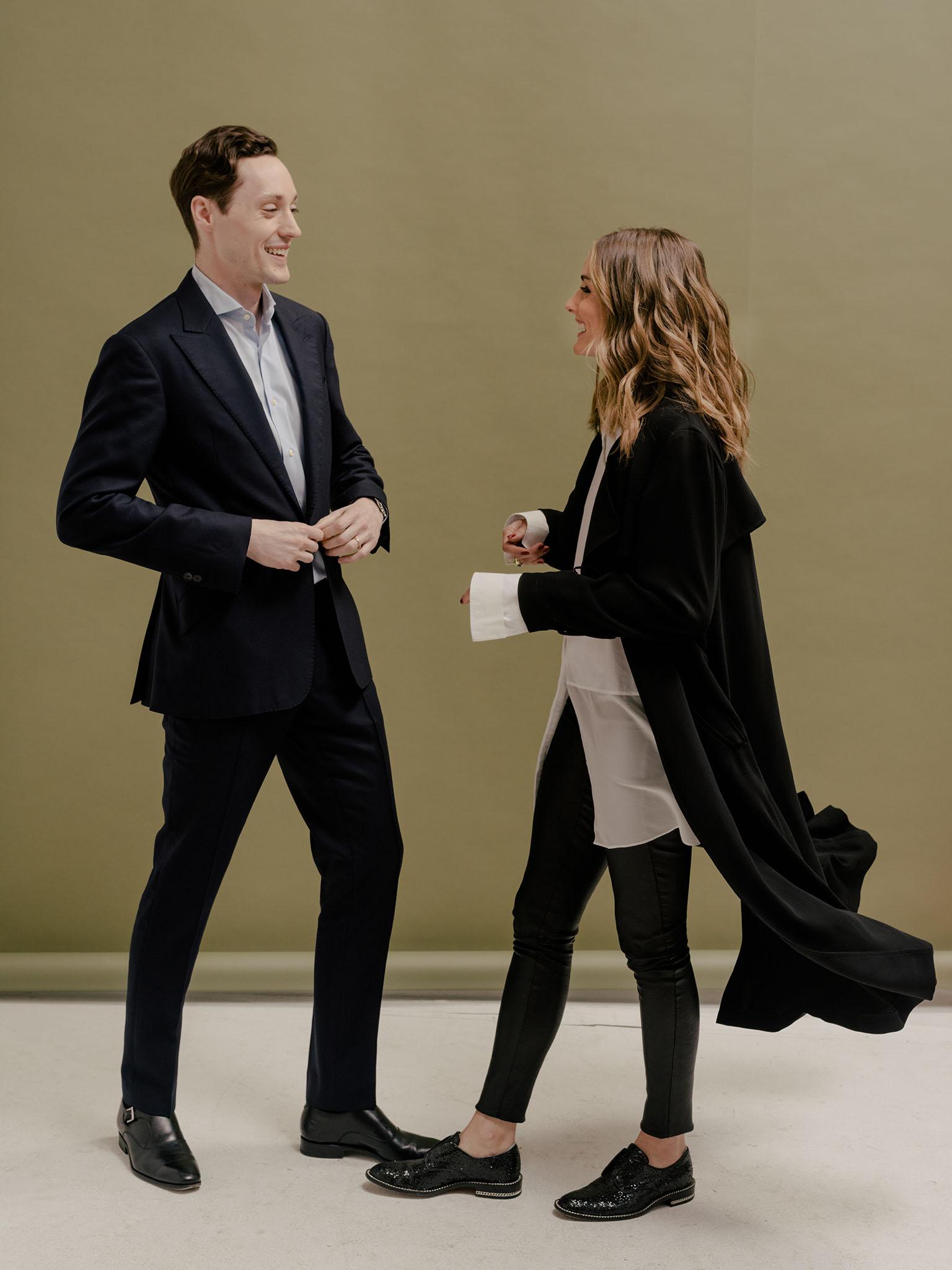 Olivia and Grant Palermo