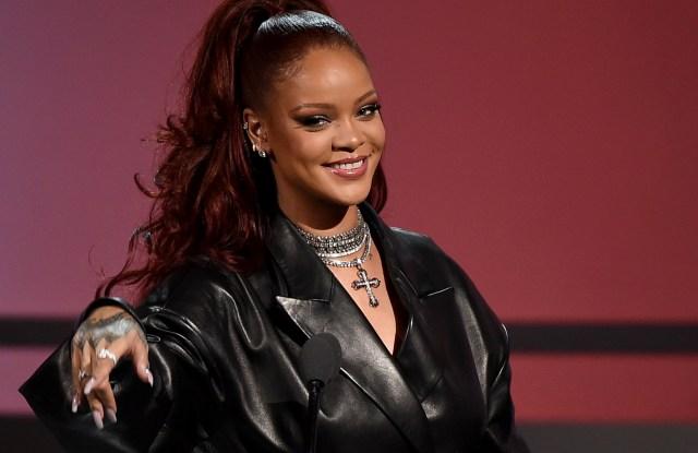 Rihanna at the 2019 BET Awards