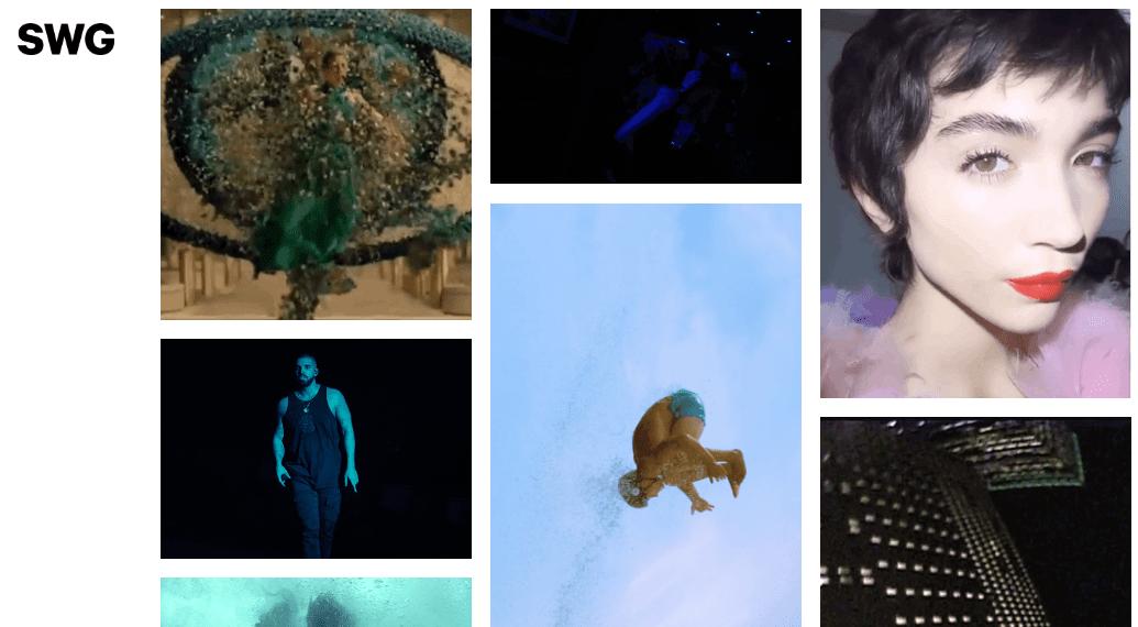 Starworks Group homepage