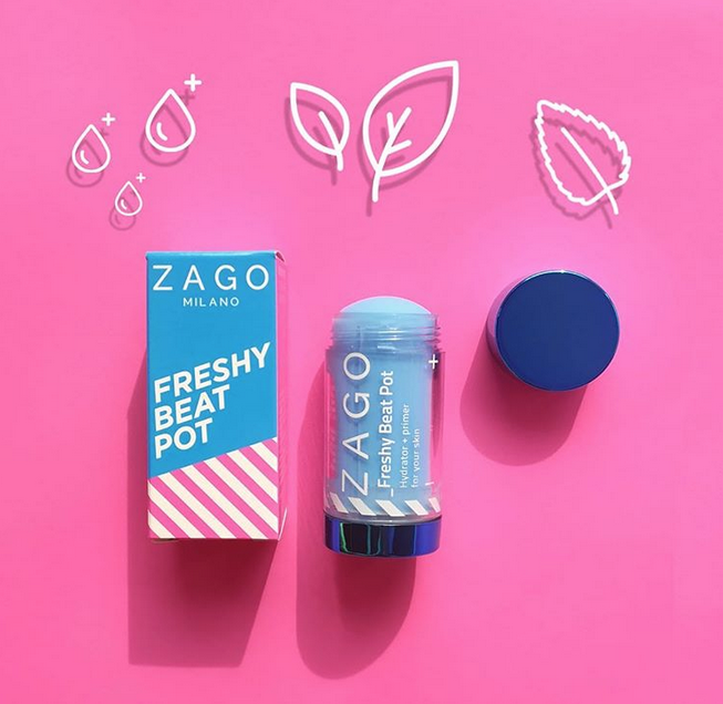 Zago's Freshy Beat Pot stick.